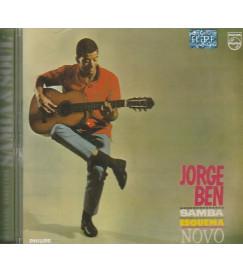 Samba esquema novo - Jorge Ben ( Samba & Soul ) lacrado