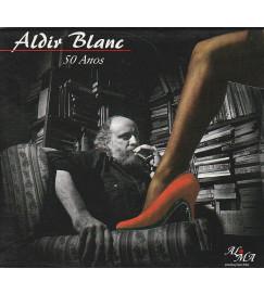 Aldir Blanc 50 anos