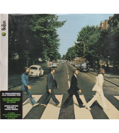 Abbey Road - The Beatles - digipack lacrado