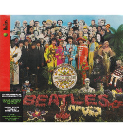Sgt. Peper's Lonely Hearts Club Band - The Beatles - digipack lacrado