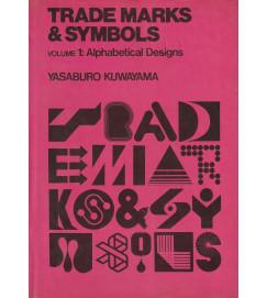 Trademarks & Symbols volume 1 : alphabetical designs