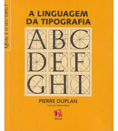 A Linguagem da Tipografia