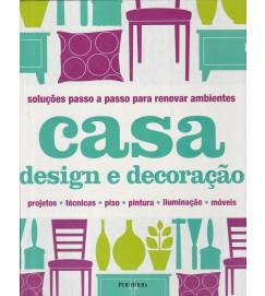 Casa - Design e Decoração