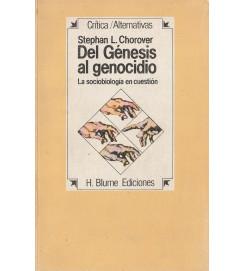 Del Génesis al Genocidio - La Sociobiologia en Cuestión