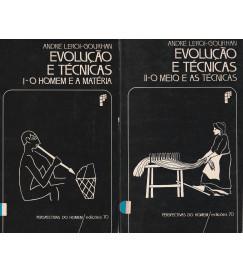Evolução e Técnicas : 2 volumes