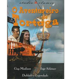 DVD - O aventureiro de Tortuga
