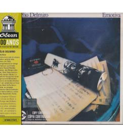 CD Hélio Delmiro - Emotiva - Coleção Odeon 100 Anos ( lacrado )