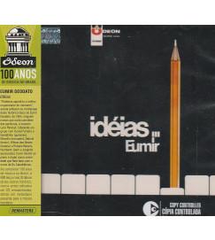 CD Eumir Deodato - Idéias - Coleção Odeon 100 Anos ( lacrado )