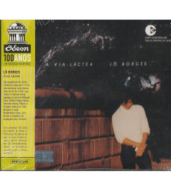 CD Lô Borges - A Via-Láctea - Coleção Odeon 100 Anos ( lacrado )