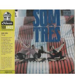 CD Som Três - Tobogã - Coleção Odeon 100 Anos ( lacrado )
