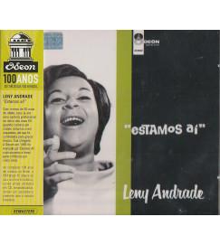 CD Leny Andrade - Estamos Aí - Coleção Odeon 100 Anos ( lacrado )