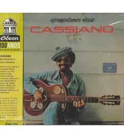 CD Apresentamos Nosso Cassiano - Coleção Odeon 100 Anos ( lacrado )