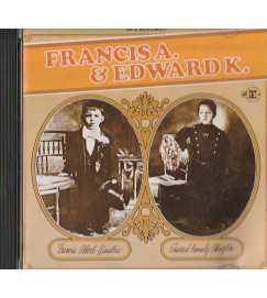 CD Frank Sinatra - Duke Ellington : Francis A. & Edward K.