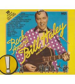 BOX CD DUPLO : Bill Haley and His Comets / Rock Around Bill Haley