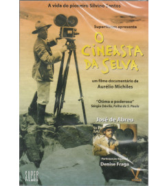 DVD - O cineasta da selva