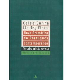 Nova gramática do português contemporâneo - 3ª edição revista - nova apresentação