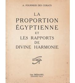 La Proportion Égyptienne et les Rapports de Divine Harmonie