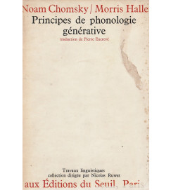 Principes de Phonologie Generative