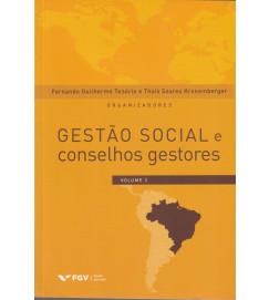 Gestão Social e Conselhos Gestores Volume 3