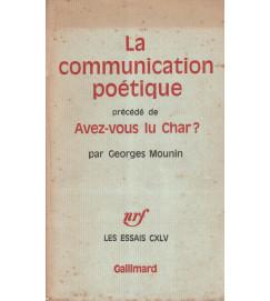 La Communication Poétique
