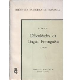Dificuldades da Língua Portuguêsa