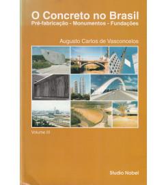 O Concreto no Brasil Volume III