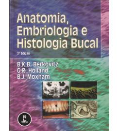 Anatomia Embriologia e Histologia Bucal