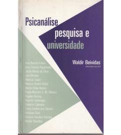 Psicanálise Pesquisa e Universidade