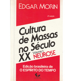Cultura de Masas no Século XX Volume I