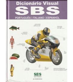 Dicionária Visual Sbs Português Italiano Espanhol