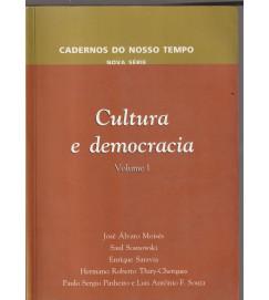 Cadernos do Nosso Tempo Cultura e Democracia Volume 1