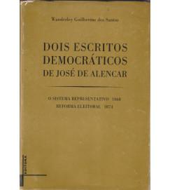 Dois Escritos Democráticos de José de Alencar