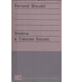 História e Ciências Sociais