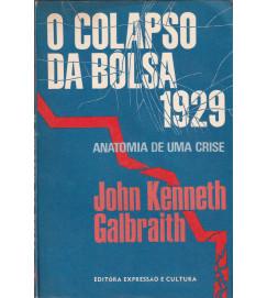 O Colapso da Bolsa 1929 Anatomia de uma Crise