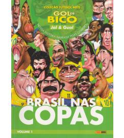 Brasil Nas Copas Volume 1