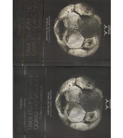 Uma História das Copas do Mundo Futebol e Sociedade 2 Volumes
