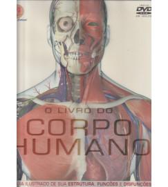 O Livro do Corpo Humano Contém 1 Cd
