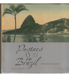 Postaes do Brazil 1893-1930