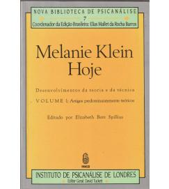 Melaine Klein Hoje Volume 1