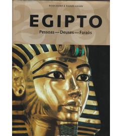 Egipto Pessoas Deuses Faraós