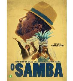 DVD - O Samba