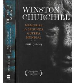 Memorias da Segunda Guerra Mundial : 2 Volumes - Winston Churchill