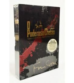 BOX DVD - O Poderoso Chefão: The Coppola restoration