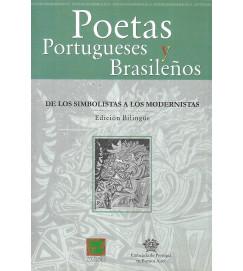 Poetas Portugueses Brasilenos Bilíngue - Jose Augusto Seabra