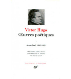 Oeuvres Poetiques  -  Victor Hugo  - 3 Volumes - Pleiade