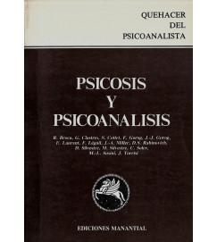 Psicosis y Psicoanalisis