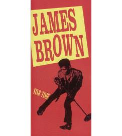 James Brow Star Time ( Box com 4 cds+livreto )