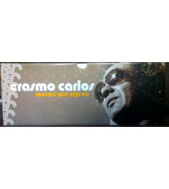 Erasmo Carlos Mesmo Que Seja Eu ( Box com 13 cds, 2 livretos com fotos históricas e 2 cds bônus )
