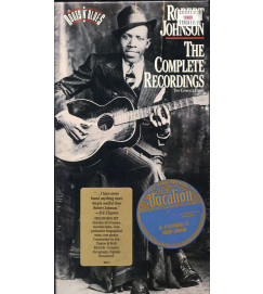 Robert Johnson the complete recordiings ( Box com 2 cds + livreto  )