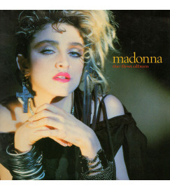 Madonna the fisrt album ( importado )